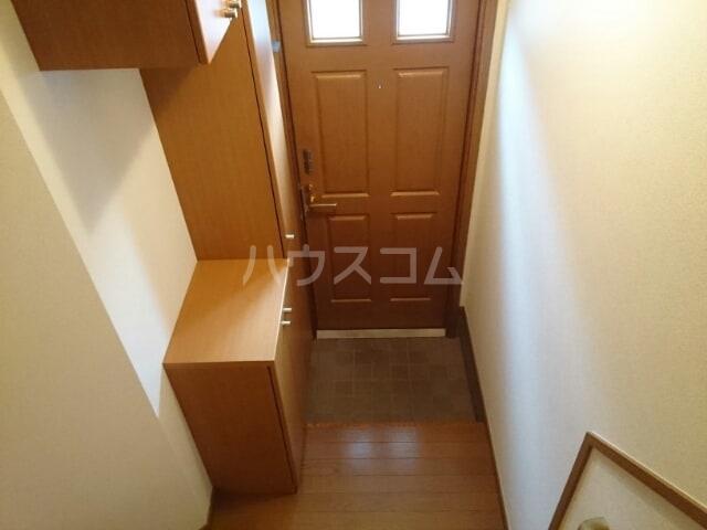 ピュアハウスⅡ 02040号室の玄関