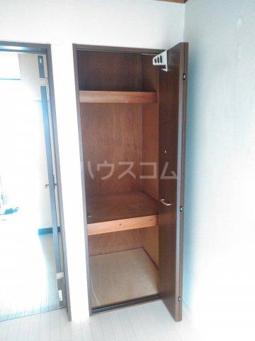 寿ハイツ 202号室の収納