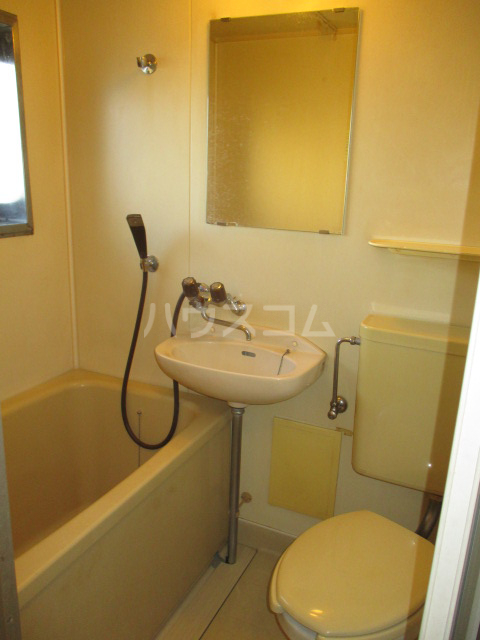 寿ハイツ 202号室のトイレ