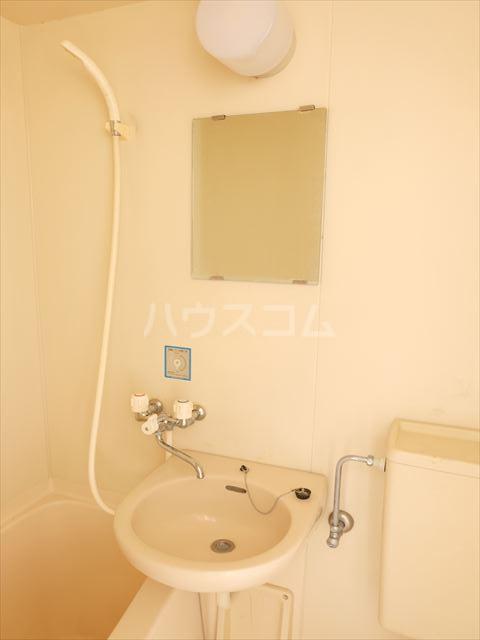 メゾン・ド・タミア 202号室の洗面所