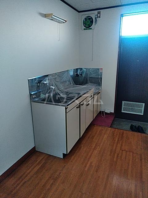 レジデンス寿 205号室の設備