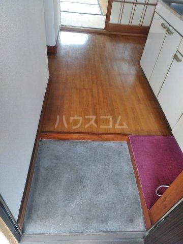 レジデンス寿 205号室の玄関