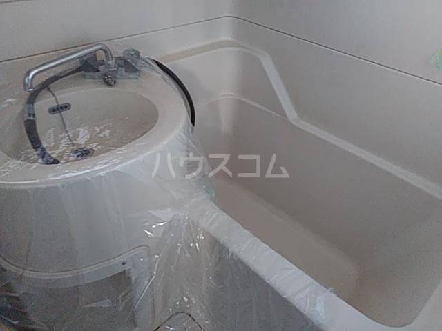 レジデンス寿 205号室の風呂