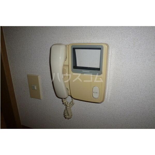 プラド光城B 102号室のセキュリティ