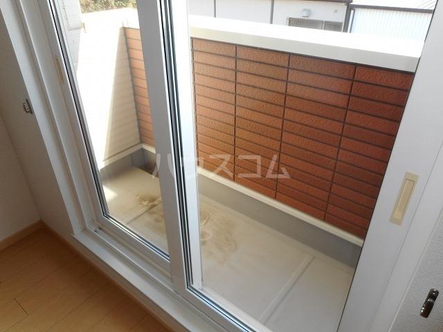 クレアール 02030号室のバルコニー