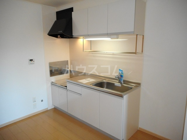 クレアール 02030号室のキッチン