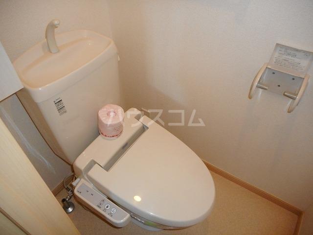 クレアール 02030号室のトイレ