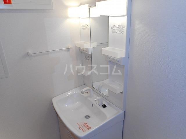 クレアール 02030号室の洗面所