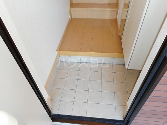 クレアール 02030号室の玄関