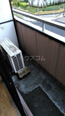 ピュアシティ塙田 401号室のバルコニー