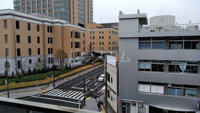 ピュアシティ塙田 401号室の景色