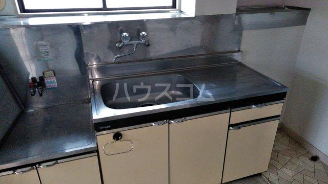 ピュアシティ塙田 401号室のキッチン