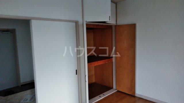ピュアシティ塙田 401号室の収納