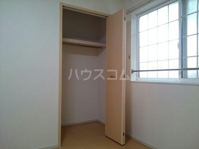 プリムローズ 02030号室の収納