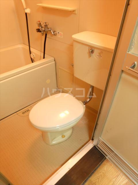 メゾン石原 202号室のトイレ