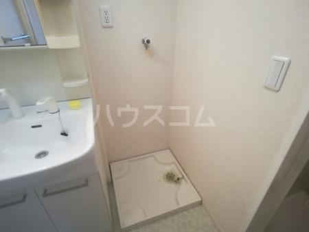 ライネスハイム B 101号室の洗面所