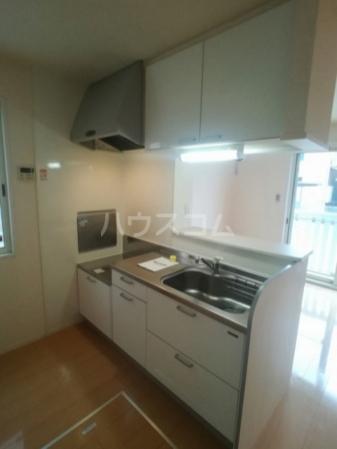 ライネスハイム B 101号室のキッチン