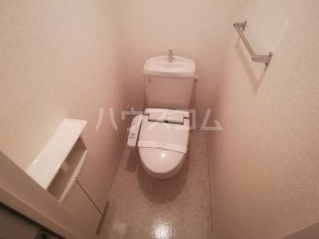 ライネスハイム B 101号室のトイレ