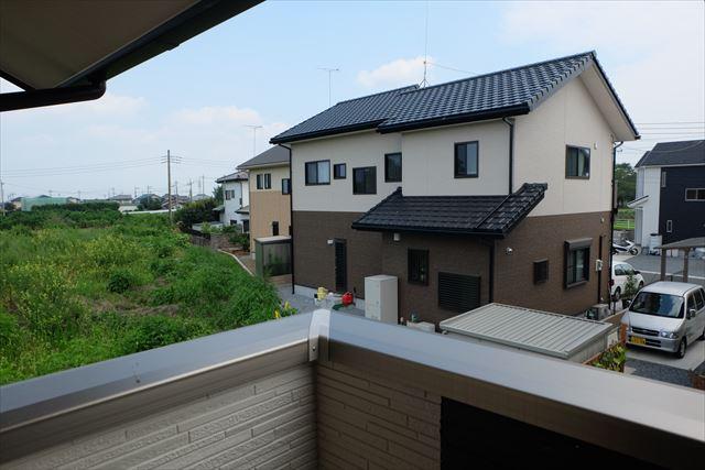 green Roofの景色