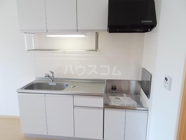 シャルロット Ⅰ 02030号室のキッチン