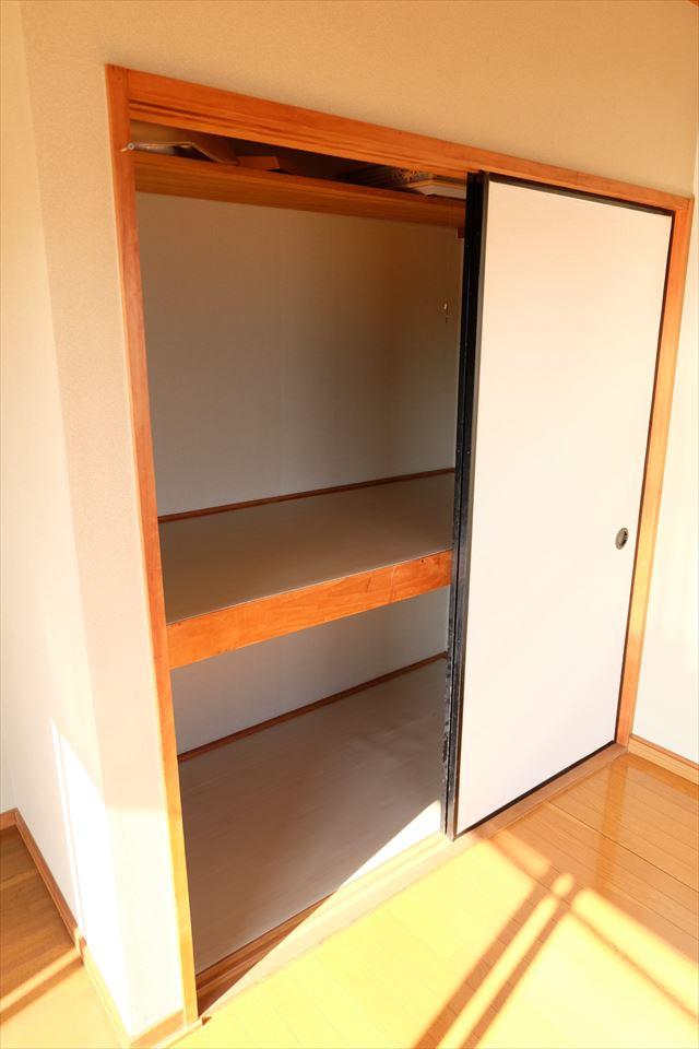ハシモトハイツ 203号室の収納