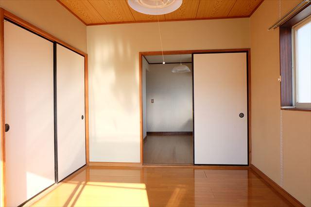 ハシモトハイツ 203号室のリビング