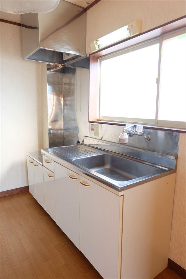 ハシモトハイツ 203号室のキッチン