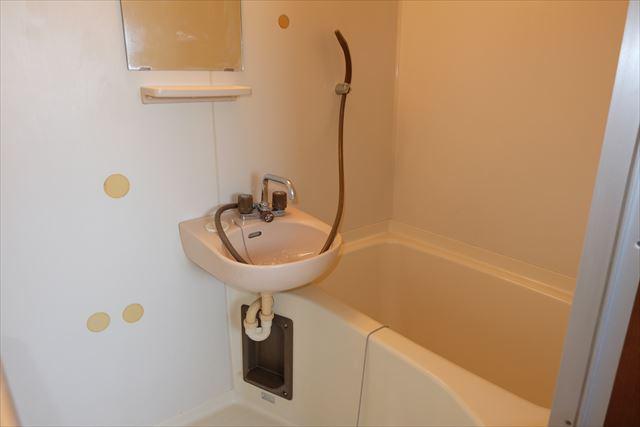 ハシモトハイツ 203号室の風呂