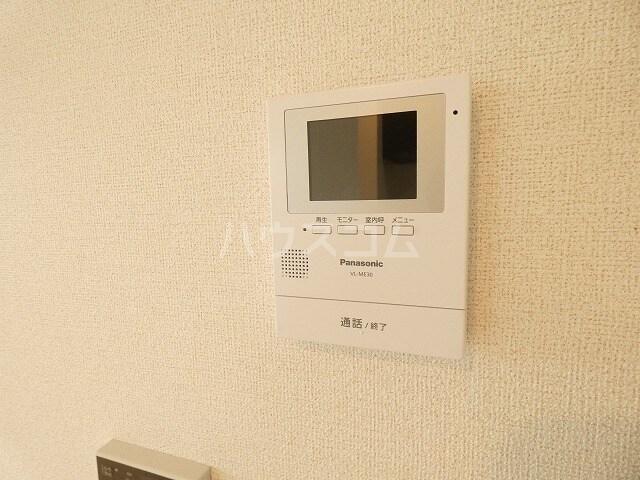 アルファードC 02030号室のセキュリティ