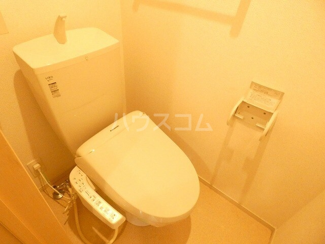 アルファードC 02030号室のトイレ