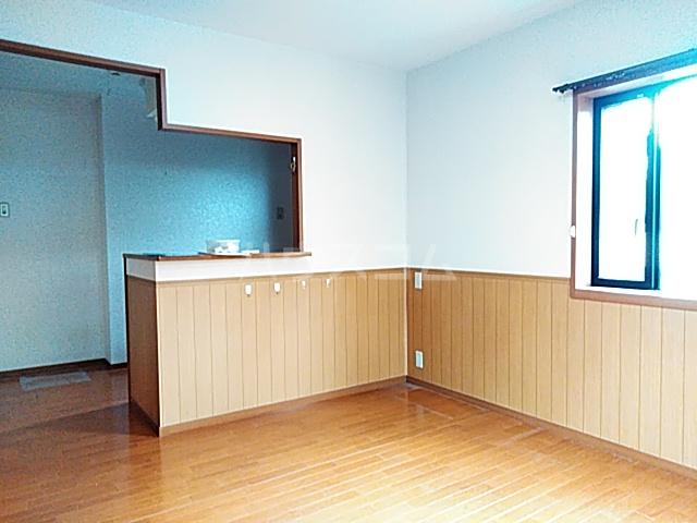 サンガーデン城東 B 101号室のリビング