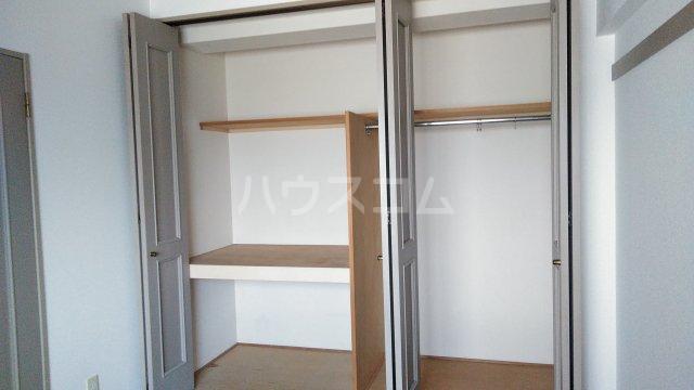 蔵の街マンション 202号室の収納