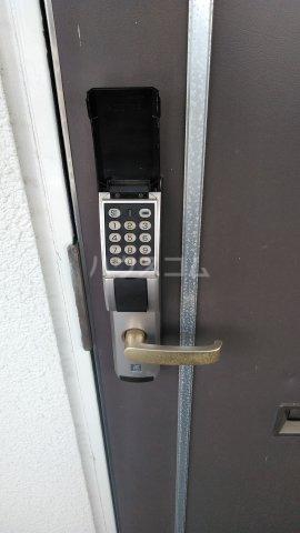 クレストタウン 202号室のセキュリティ