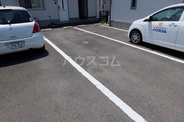 アーバンライフ・フジミ Ⅱの駐車場