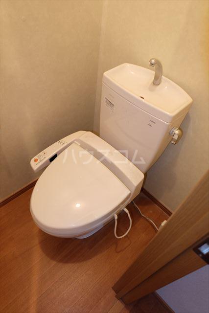 アーバンライフ・フジミ Ⅱのトイレ