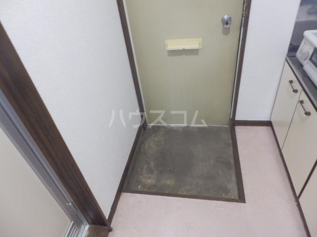 リブポート上戸祭 102号室のトイレ