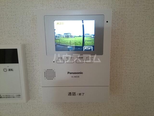 フルールメゾンB 01010号室のセキュリティ