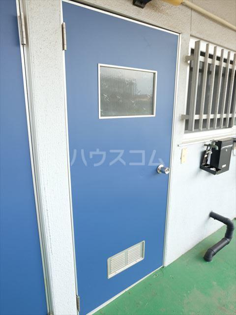 富士ハイツ 102号室のセキュリティ