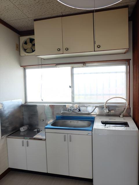 富士ハイツ 102号室の設備