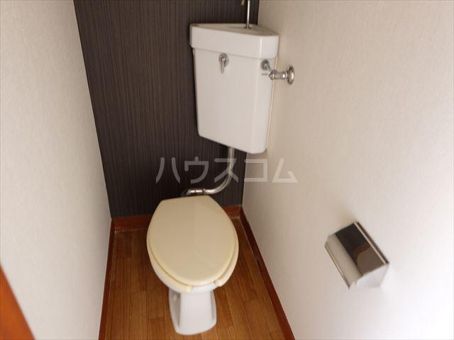 富士ハイツ 102号室のトイレ