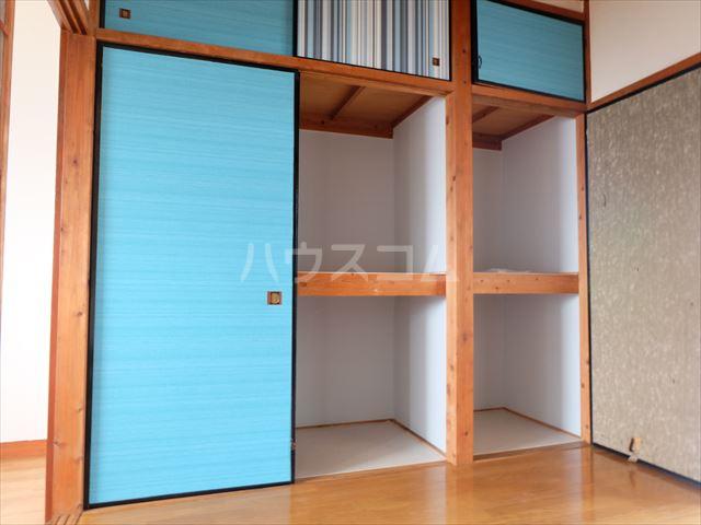 富士ハイツ 102号室の収納