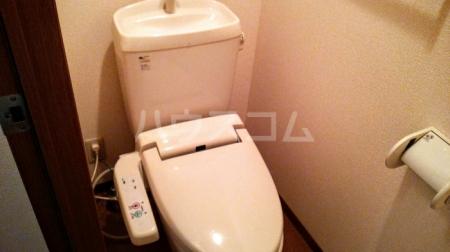 コモンズヴィラ 101号室のトイレ