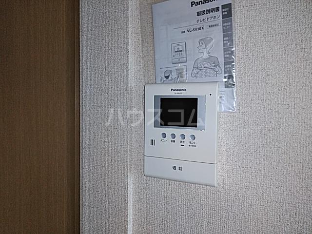 ウッディベル 102号室のセキュリティ
