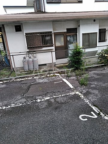 コーポサザンクロス 101号室の景色