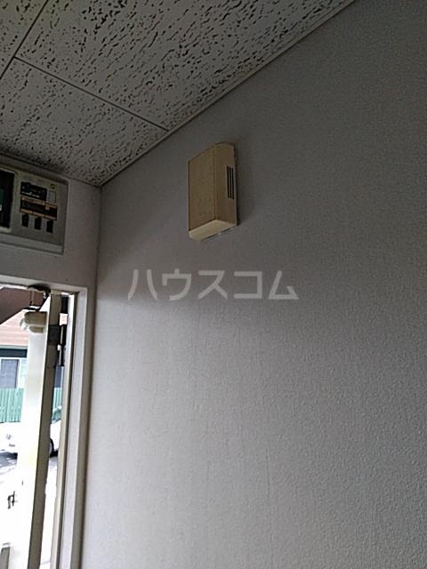 コーポサザンクロス 101号室のセキュリティ