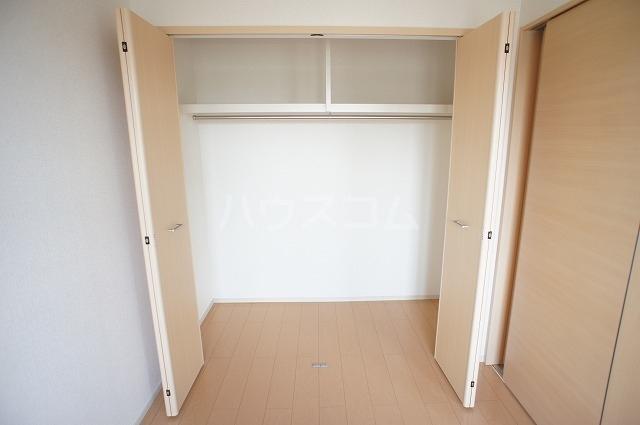 マーベラス 02030号室の収納