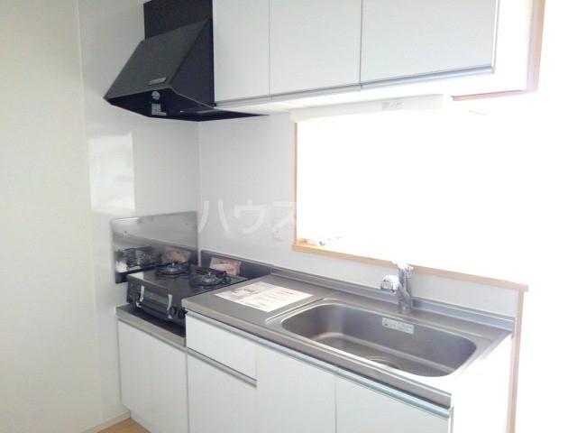 マーベラス 02030号室のキッチン