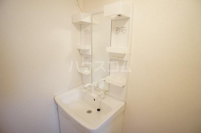 マーベラス 02030号室の洗面所