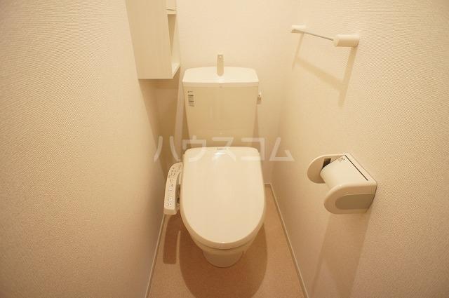 マーベラス 02030号室のトイレ