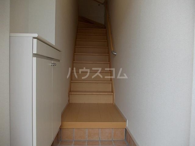 マーベラス 02030号室の玄関